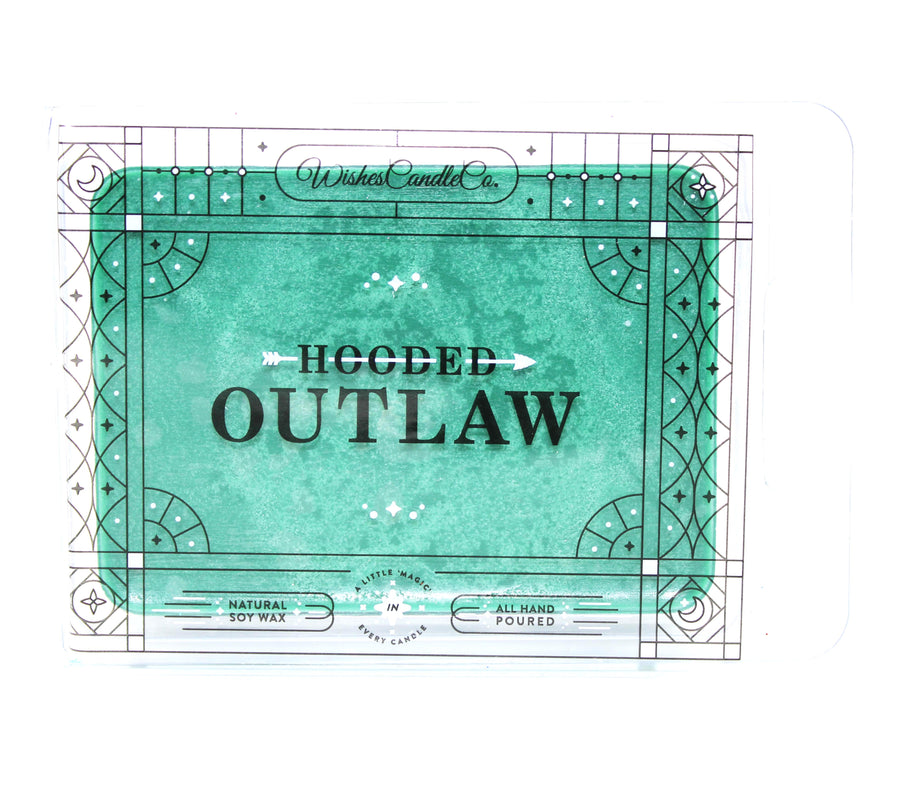 Hooded Outlaw Wax Tart