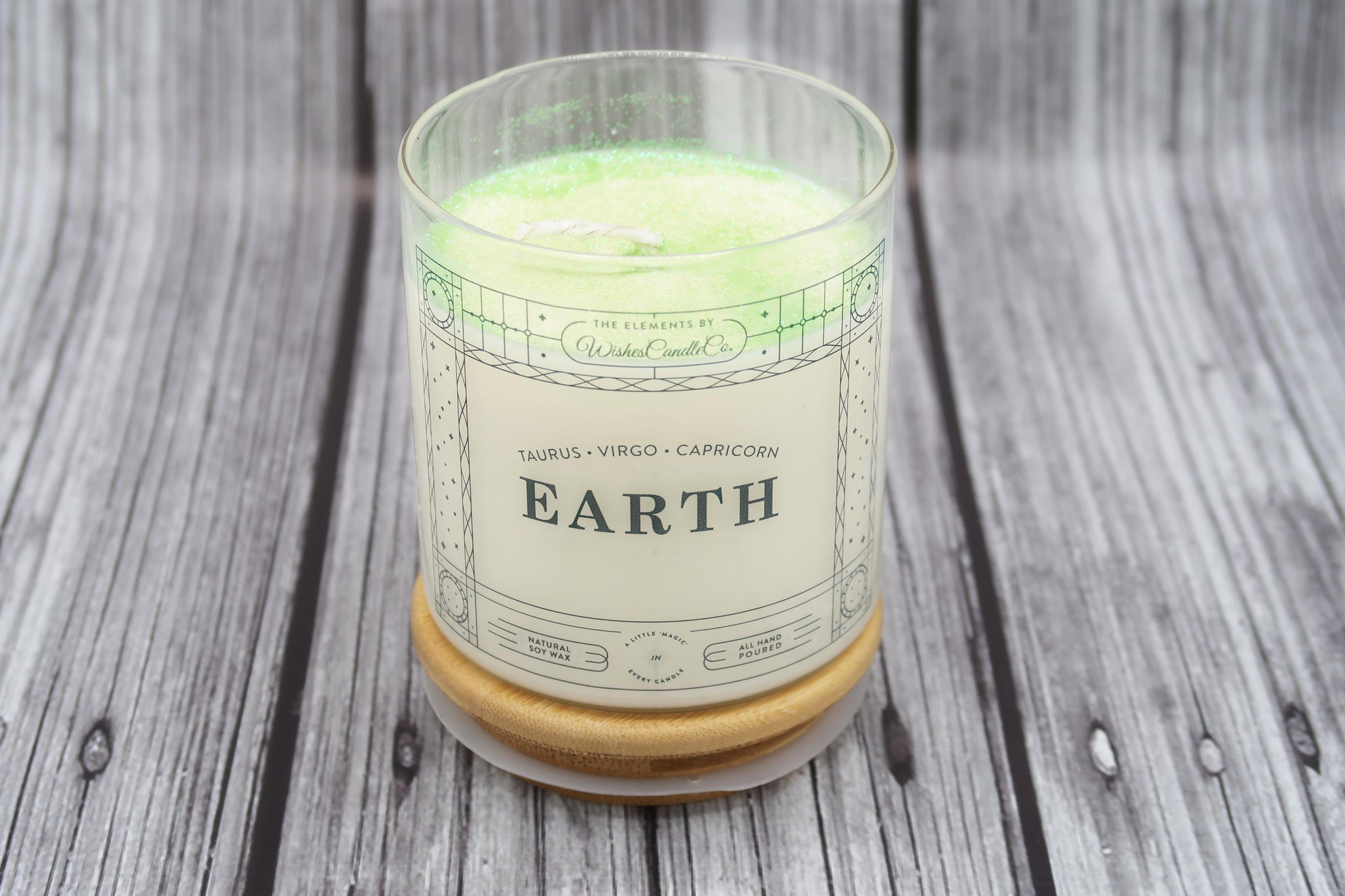 Earth Element Candle