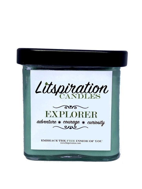 Litspiration Explorer