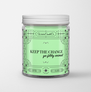 LIMITED EXCLUSIVE - Keep The Change
