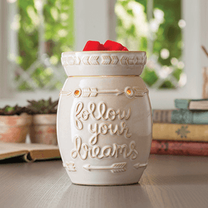 Follow Your Dreams Wax Warmer