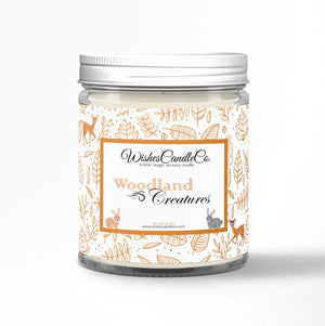 EXCLUSIVE NOVEMBER SCENT - Woodland Creatures