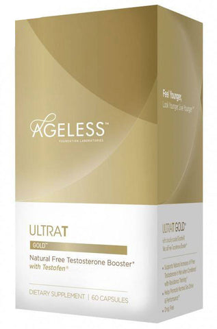 Ageless Foundation Ultra T Gold