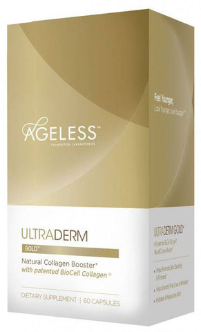 Ageless Foundation UltraDERM Gold