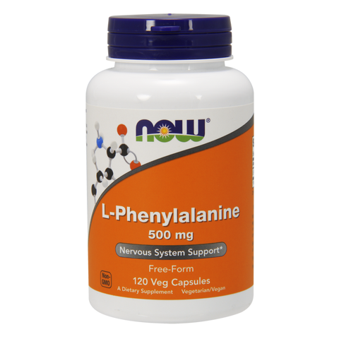 NOW L-Phenylalanine