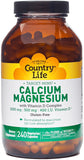 Country Life Calcium Magnesium with Vitamin D Complex
