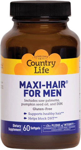Country Life Maxi-Hair for Men