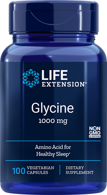 Life Extension Glycine 1000 mg