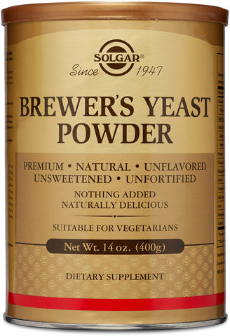 Solgar Brewer's Yeast Powder