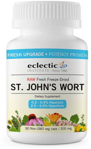 Eclectic Institute St. Johns Wort