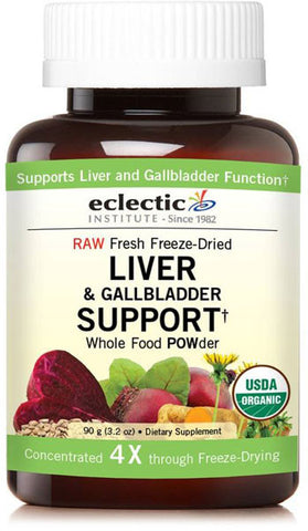 Eclectic Institute Liver and Gallbladder Support Whole Food POWder