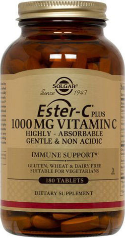 Solgar Ester-C Plus 1000 mg Vitamin C