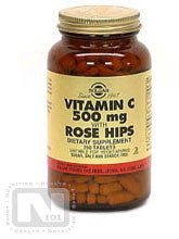 Solgar Vitamin C with Rose Hips