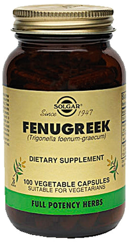 Solgar FP Fenugreek