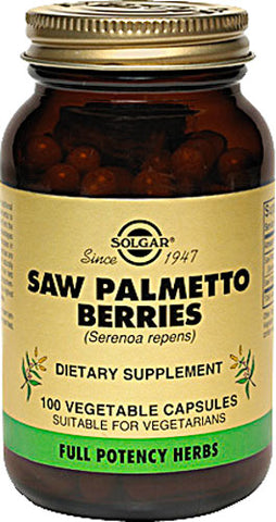 Solgar FP Saw Palmetto Berries