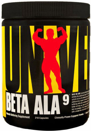 Universal Nutrition Beta ALA9