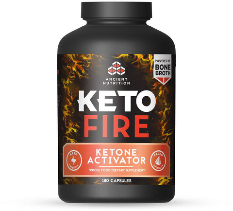 Ancient Nutrition Keto FIRE