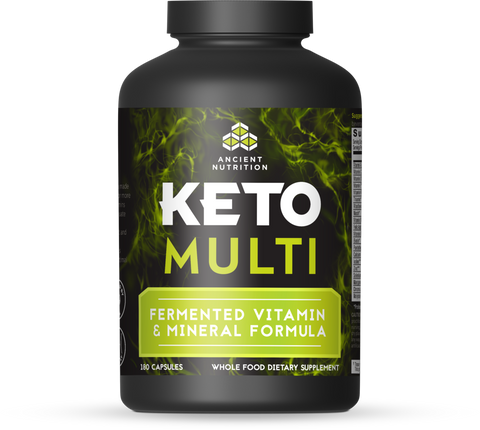 Ancient Nutrition Keto MULTI