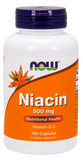 NOW Niacin 500 mg