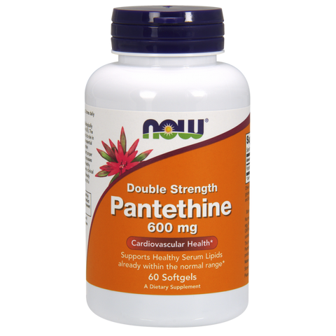 NOW Pantethine 600 mg