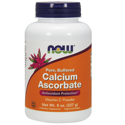 NOW Calcium Ascorbate Powder