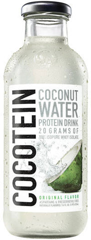 Nature's Best Cocotein Coconut Water Protein Drink