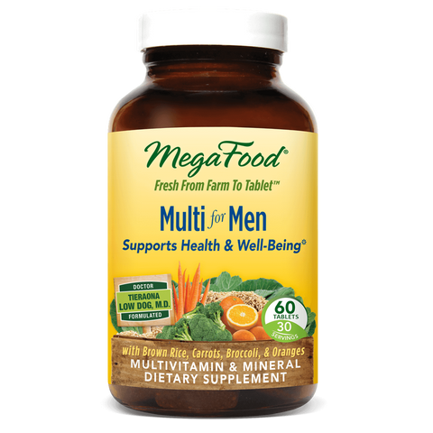 MegaFood Multi for Men