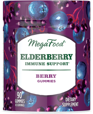 MegaFood Elderberry Immune Support Gummy