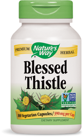 Nature's Way Blessed Thistle Herb