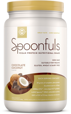Solgar Spoonfuls Vegan Powder