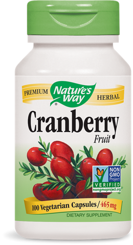 Natures Way Cranberry Fruit