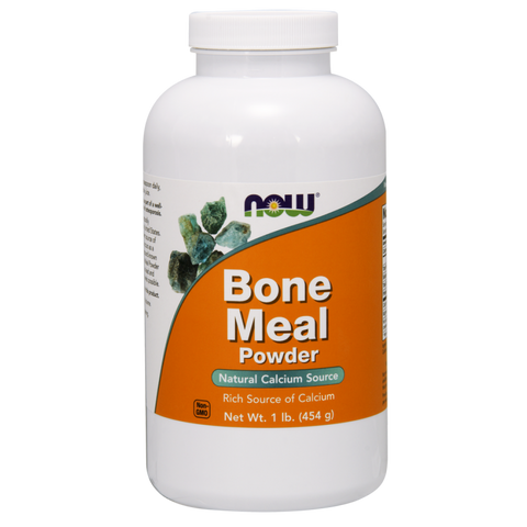 NOW Bone Meal