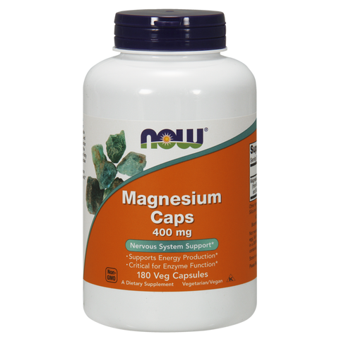 NOW Magnesium 400 mg