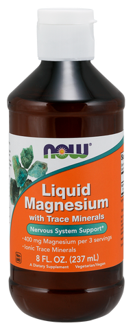 NOW Liquid Magnesium