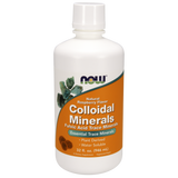 NOW Colloidal Minerals - Raspberry