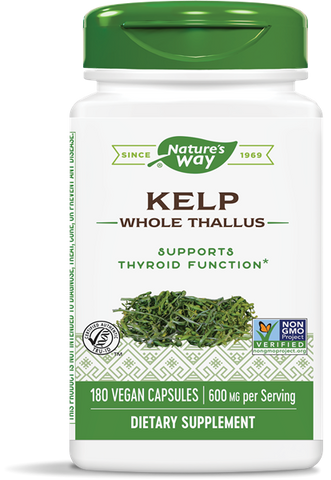 Natures Way Kelp (Value Size)