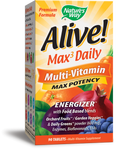 Nature's Way Alive! Whole Food Energizer Multi-Vitamin