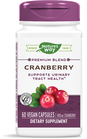 Natures Way Cranberry Extract (Standardized)