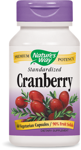 Nature's Way Cranberry Extract (Standardized)