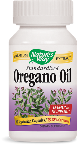 Nature's Way Oregano Oil Extract (Standardized)