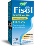 Nature's Way Fisol (Enteric-Coated Fish Oil)