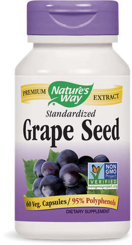 Nature's Way Grape Seed Extract (Standardized)