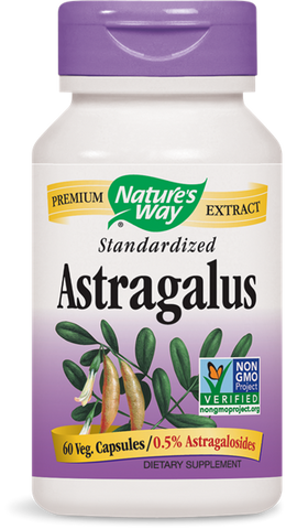 Nature's Way Astragalus Extract (Standardized)
