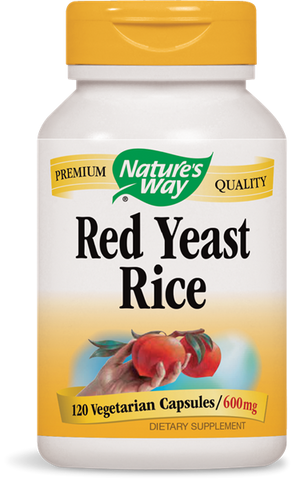 Nature's Way Red Yeast Rice