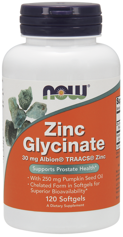 NOW Zinc Glycinate