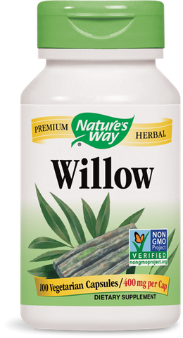 Nature's Way White Willow Bark