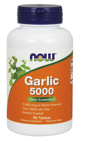 NOW Garlic 5000