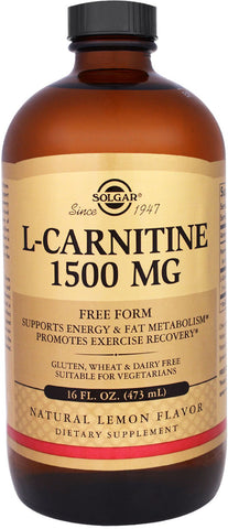 Solgar L-Carnitine 1500 mg Liquid