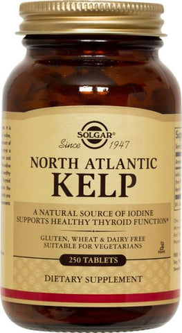 Solgar North Atlantic Kelp
