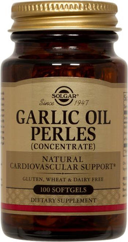 Solgar Garlic Oil Perles